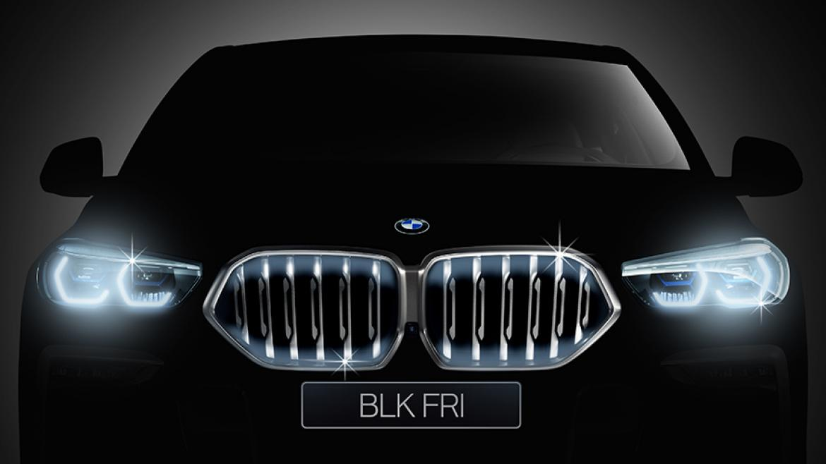 BMW BLACK FRIDAY